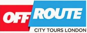 Parceria Viagem de Fuga: Off Route City Tours London