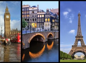 St. Christopher's Inns em Londres, Amsterdam e Paris