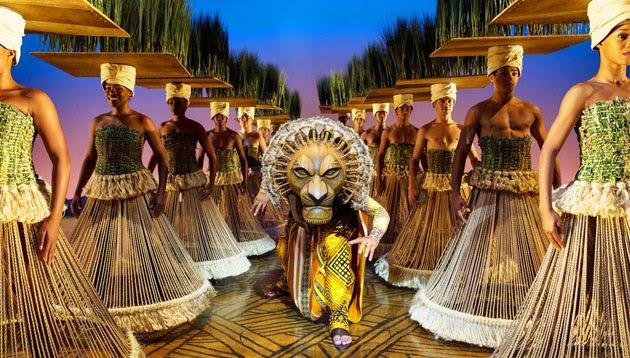 """6 motivos para assistir ao musical """"O Rei Leão"""""""