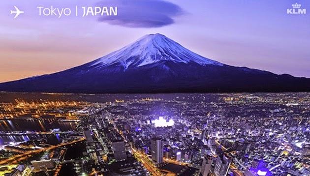 Passagens para o Japão