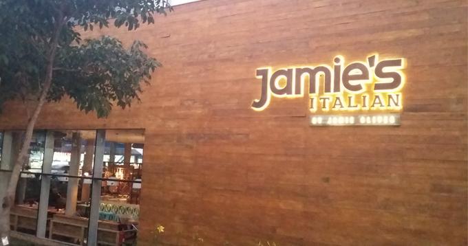 Vale a pena ir no Jamie's Italian?