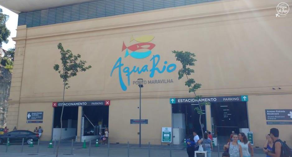 AquaRio inaugurado em novembro de 2016