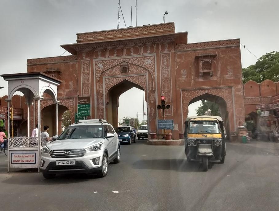 Cidade_Rosa_Jaipur