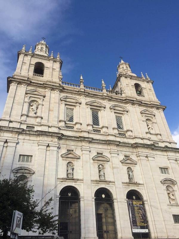 Mosteiro de São Vicente