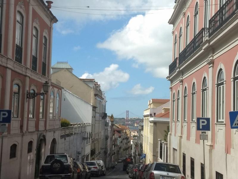 Ruas do bairro Princípe Real