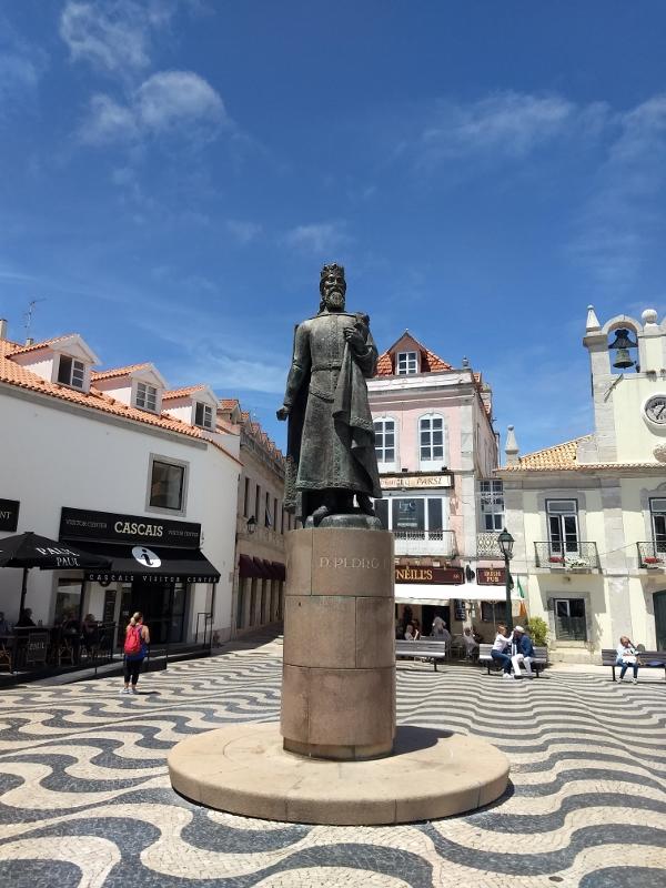 Estátua de D. Pedro I