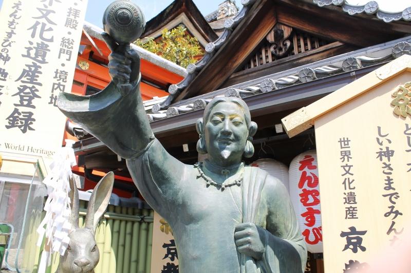JishuJinja_Kyoto